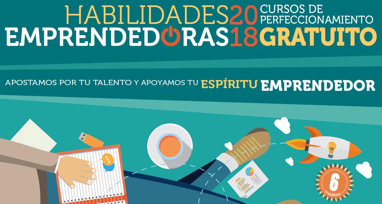 Abierto el plazo de inscripción de la segunda edición del curso de habilidades emprendedoras